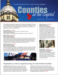 Counties at the Capitol