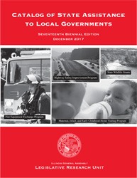 Catalog of State Assistance to Local Governments