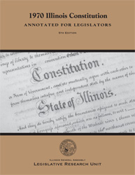 1970 Illinois Constitution Annotated